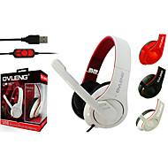Ovleng Q8 Super Bass USB Headphone