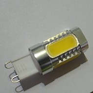 5W G9 LED Corn Lights T 5 COB 220 lm Warm White Decorative AC 85-265 V 1 pcs