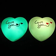 Coway The Colorful LED Night Light Valentine's Day Gift Wedding Supplies