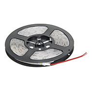 Vízálló 5M 60W 60x5730SMD 7000-8000LM 3000-3500K meleg fehér fény LED világító szalag (DC12V)