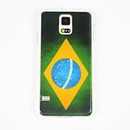 Για Samsung Galaxy Θήκη Με σχέδια tok Πίσω Κάλυμμα tok Σημαία PC Samsung S5