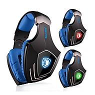 Накладные наушники, USB для видеоигр с микрофоном, для PC