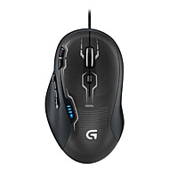 Logitech G500S Wired Gaming Laser Programmable Mouse 8200dpi