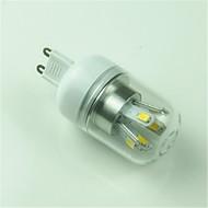G9 5 W 10 SMD 5730 400 LM Warm White T Decorative Corn Bulbs AC 85-265 V