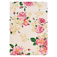 Rose Flower Pattern  Full Body Case  for iPad Air