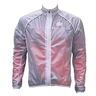 REALTOO® Cycling Jacket Women's / Men's / Unisex Long Sleeve Bike Waterproof / Quick Dry / Windproof / Rain-ProofRaincoat/Poncho / Jacket