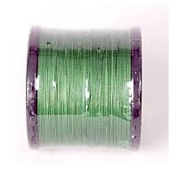 pe trenzada dyneema 1000m línea de pesca £ 28 0.23mm oscuro de color verde Topwin