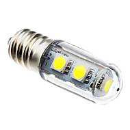 1W E14 LED Corn Lights 7 SMD 5050 80 lm Natural White Decorative AC 220-240 V