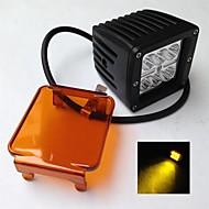 18W 12 / 24V creechip LED-es led 814 autók és teherautók