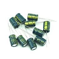 capacitores eletrolíticos 190 pcs
