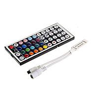 6a 72W ir 48-key rgb Mini LED fjernbetjening til RGB LED lysbånd (DC12V)