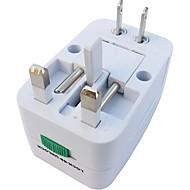 110~240V US / EU / UK Plug Power Adaptor