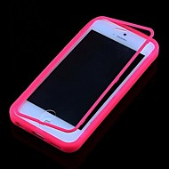 hoesjeBox® Solid Color Transparent Full Body hoesje for iPhone 5C (Assorted Color)