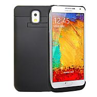 Ruibo 3800mAh batteri tilfældet med stativ til Samsung Galaxy note 3
