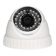 kavass® câmera hd 720p p2p CMOS 1.0MP dome ip / 36-IR LED visão noturna