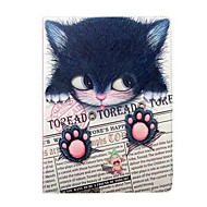 Painting Cat Perfume Case for iPad mini 3, iPad mini 2, iPad mini
