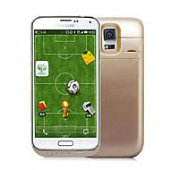 Ruibo s5 4800mAh batteri etui til Samsung s5 i9600