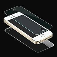 아이폰 5 / 5 초에 대한 enkay 0.26mm 9H 2.5D 앞면과 뒷면 폭발 방지 강화 유리 화면 보호기