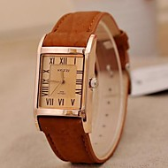 Women's Fashion Contracted Square Watches(Assorted Colors) Cool Watches Unique Watches