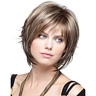 Women  lady  Short  Synthetic  Hair Wigs