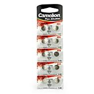 camelion 1.5v AG6 emäksinen nappiparisto (10kpl)