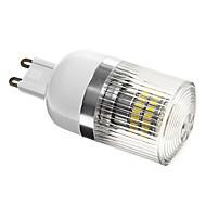 E14/GU10/G9/E26/E27 5 W 48 SMD 3014 350 LM Varm hvid/Kold hvid Kolbepære AC 85-265 V