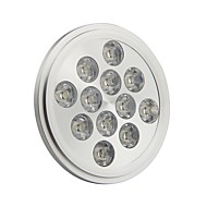 GU10 12W 12 High Power LED 1320LM LM Cool White AR111 Dimmable LED Spotlight AC 220-240 V