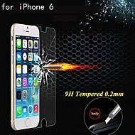 Clear Ultra-thin Tempered Glass Screen Protector for iPhone 6S/6