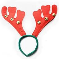 bois de Noël avec clochette
