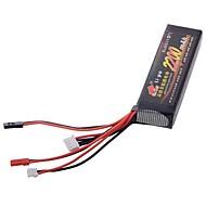 11.1v 2200mAh 8c jr futaba propo senderen lipo litiumbatteri