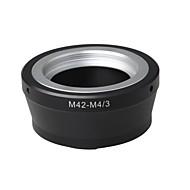 monture M42 à micro 4/3 m4 / 3 adaptateur pour olympuse-p1 ep-2 panasonic DMC-G1 DMC-GH1 GF1 m42-m4 / 3 de montage