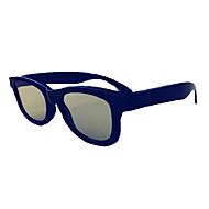 3d sirkulær polarisert nærsynthet unisex stereo 3d briller uten blits-type, dedikert for 3d-tv til venstre og høyre format