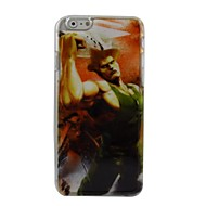 Hercules Plastic Hard Back Cover for iPhone 6 Plus