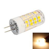 G4 3.5 W 51 SMD 2835 350lm LM Warm White Corn Bulbs AC 220-240 V