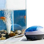 pompa di aria ultra silenziosa alta out energetico pesci d'acquario efficiente serbatoio di ossigeno