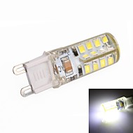 G9 2.5 W 36 SMD 2835 220lm LM Natural White Corn Bulbs AC 220-240 V