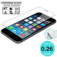 Premium Shock Proof Tempered Glass Screen Protective Film for iPhone 6 Plus
