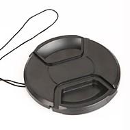 dengpin® caméra 52mm bouchon d'objectif pour Pentax K-30 K5 k7 k5iis kr kx avec objectif 18-55 mm k50 + une corde titulaire de laisse