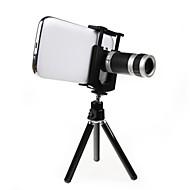 8X18 Optical Zoom Micro Lens Tripod Universal Mobile Phone Telescope