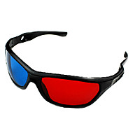 Storm Hd 3D Mode, Film And Television、Computer Red  Blue、Green  Red 3D Stereo Glasses