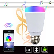 H+LUX™ LED A65 E27 12W 57x5630SMD 1000lm 3000-6000K RGBCW Bluetooth Control Color Changing Smart Light Bulb AC85-265V