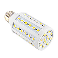 E26/E27 12W 60 SMD 5050 800 LM Warm wit T LED-maïslampen AC 220-240 V