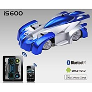 I-control Licensed Bluetooth Wall Climbing Car for iPhone, iPad and Android iS600