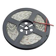 étanche 90w 300-SMD 5630 a mené 5400 ~ 6000lm lampe de bande blanche de décoration de voiture de lumière froide (12v / 5m)