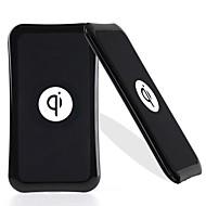 qi pad standard universel sans fil de chargeur pour iPhone 6, iPhone 6 plus, 5s iphone (couleurs assorties)