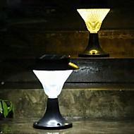 condotto lampada solare notte alimentato da tavolo decorazione