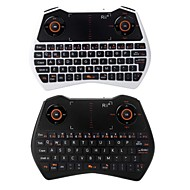 Rii mini K28 Portable Wireless 2.4G Voice Touchpad 6-axis air mouse Keyboard
