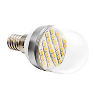 E14 4 W 30 SMD 2835 280 LMCool/Warm White Globe Bulbs AC 220-240 V