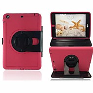 Waterproof Shockproof Hard Military Duty Case Cover for iPad mini 1/2/3(Assorted Color)