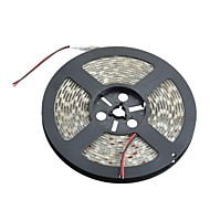 Waterproof 72W 6700K 300x5050 SMD LED White Light Decoration Strip Lights (DC 12V / 5M)